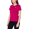 Odlo Shaila - T-shirt course à pied Femme - rose/rouge